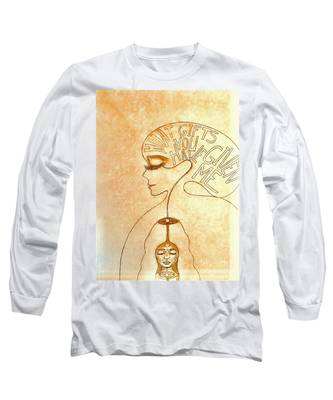 Gifts Of The Mind Long Sleeve T-Shirt