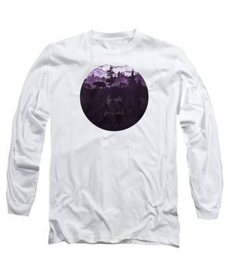 National Park Long Sleeve T-Shirts