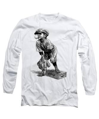 Little Leaguer Long Sleeve T-Shirt
