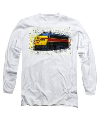 Loco #6777 Long Sleeve T-Shirt