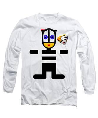 Love Ubabe Long Sleeve T-Shirt