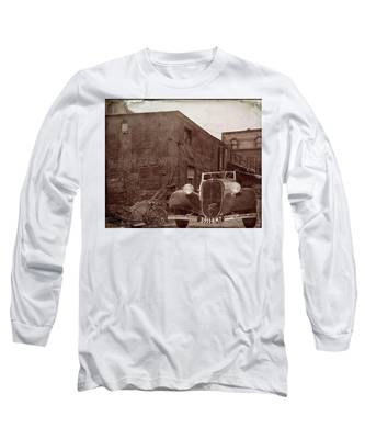 New 1936 Citroen Old Neighborhood Long Sleeve T-Shirt