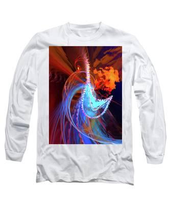 Phoenix Long Sleeve T-Shirt by Skip Hunt