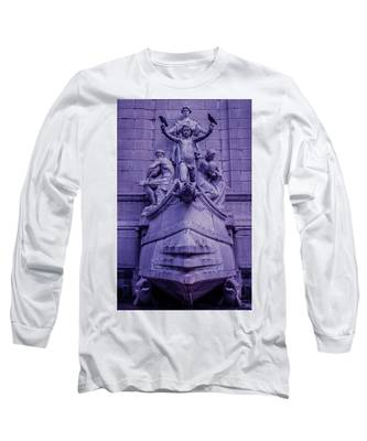 Pigeon Placement Long Sleeve T-Shirt
