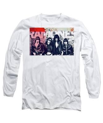 Ramones Long Sleeve T-Shirt