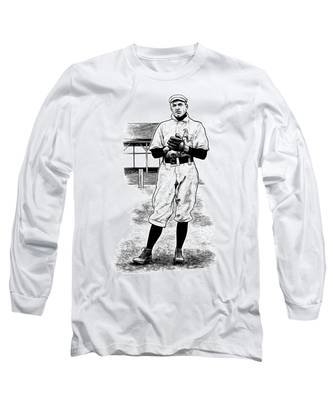 Take Me Out To The Ballgame Long Sleeve T-Shirt