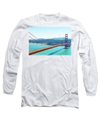 The Golden Gate Bridge I Long Sleeve T-Shirt