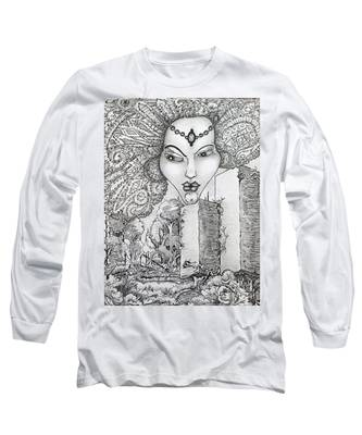 The Queen Of Oz Long Sleeve T-Shirt
