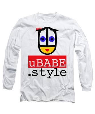 Ubabe T Shirt Long Sleeve T-Shirt