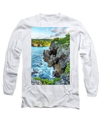 Welcome To Portland Jamaica Long Sleeve T-Shirt