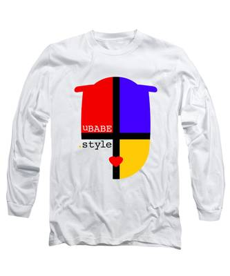 White Style Long Sleeve T-Shirt