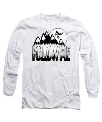 Landscapes Long Sleeve T-Shirts