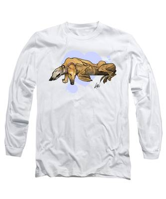 Fisher Long Sleeve T-Shirts