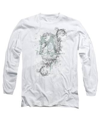 Arabian Long Sleeve T-Shirts