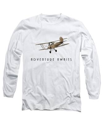 Map Of The World Long Sleeve T-Shirts