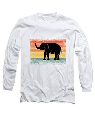 Ivory Long Sleeve T-Shirts