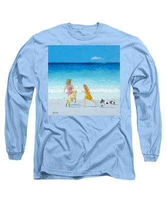 Holiday Fun Long Sleeve T-Shirt