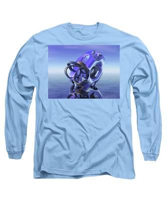 Abstract 333 Long Sleeve T-Shirt