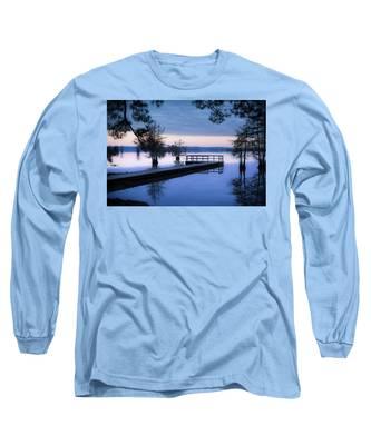 Good Morning For Fishing Long Sleeve T-Shirt