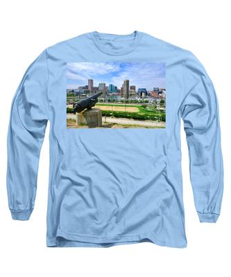 Guarding Baltimore Long Sleeve T-Shirt