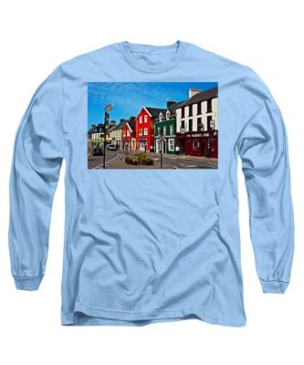 Dingle Bay Color Long Sleeve T-Shirt