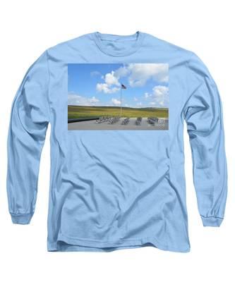 Flight 93 Memorial Long Sleeve T-Shirt