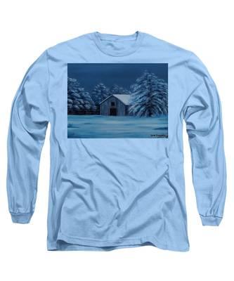 Windburg Barn 2 Long Sleeve T-Shirt
