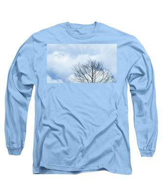 Winter Sky Long Sleeve T-Shirts
