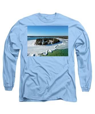Cana Island Long Sleeve T-Shirt