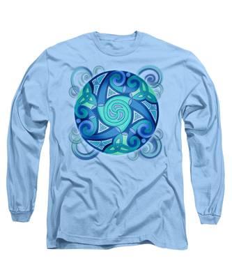Celtic Planet Long Sleeve T-Shirt