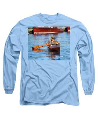 Classic Canoe Long Sleeve T-Shirt