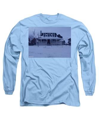 Dahl House Long Sleeve T-Shirt