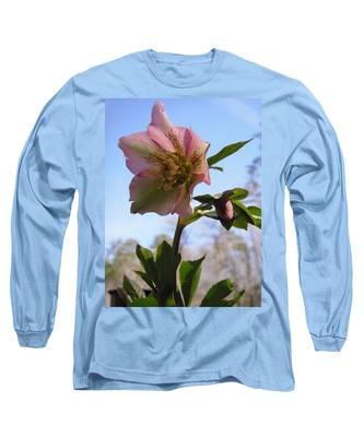 Hellebore Morning Long Sleeve T-Shirt