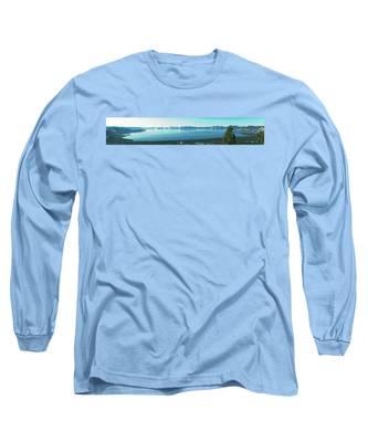 Laketahoe Panorama Long Sleeve T-Shirt