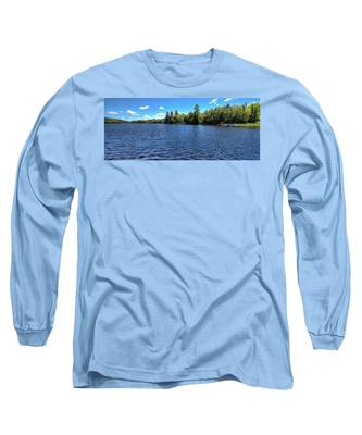 Late Spring On 6th Lake Long Sleeve T-Shirt