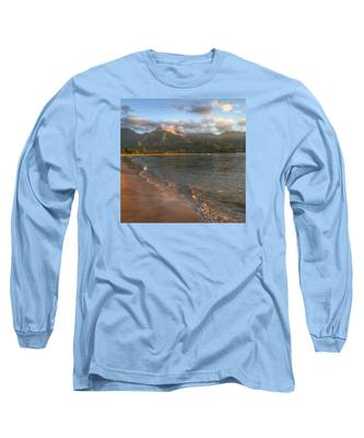 Ocean Mountains Long Sleeve T-Shirt