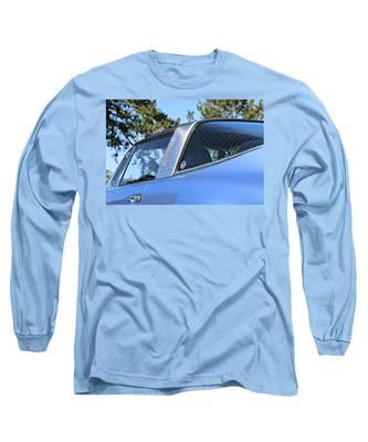 Porsche 911 Targa Long Sleeve T-Shirt