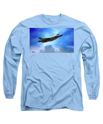 Reach For The Skies Long Sleeve T-Shirt