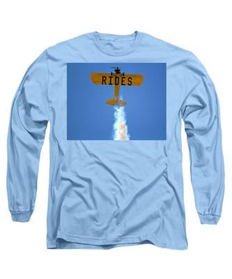 Rides Long Sleeve T-Shirt