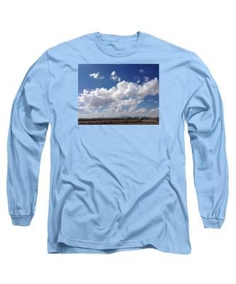 Running Hills Long Sleeve T-Shirt
