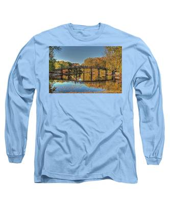 The Old North Bridge Long Sleeve T-Shirt