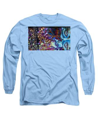 Tree And Face Of Beauty Long Sleeve T-Shirt