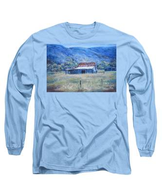Warby Hut Long Sleeve T-Shirt