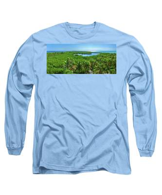 Contoy Island Long Sleeve T-Shirt