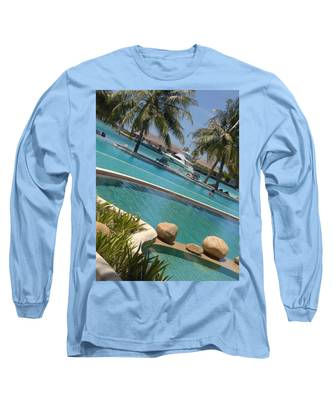 Pool Long Sleeve T-Shirts