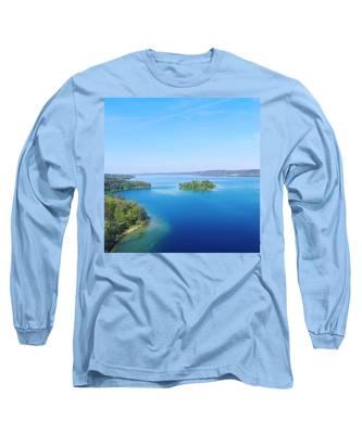 Starnbergersee Long Sleeve T-Shirts