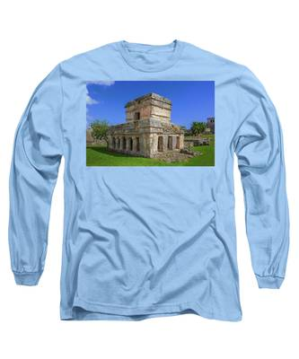 Temple Of The Frescoes Long Sleeve T-Shirt