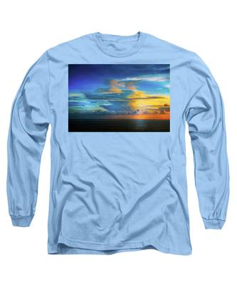 Thunder At Sun Set Long Sleeve T-Shirt