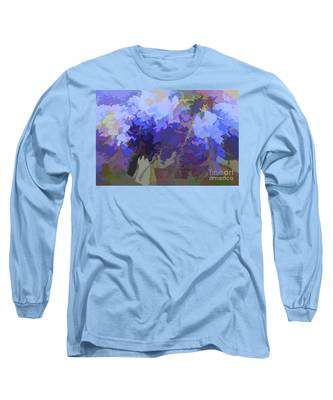 Wisteria Colours Long Sleeve T-Shirt