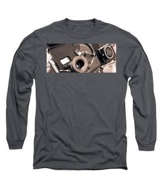 2001 Camera Long Sleeve T-Shirt